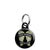 The Walking Dead - Fight the Dead Fear the Leaving Mini Keyring