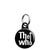 The Who Logo - Mod Mini Keyring