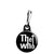 The Who Logo - Mod Zipper Puller