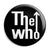 The Who Logo - Mod Button Badge
