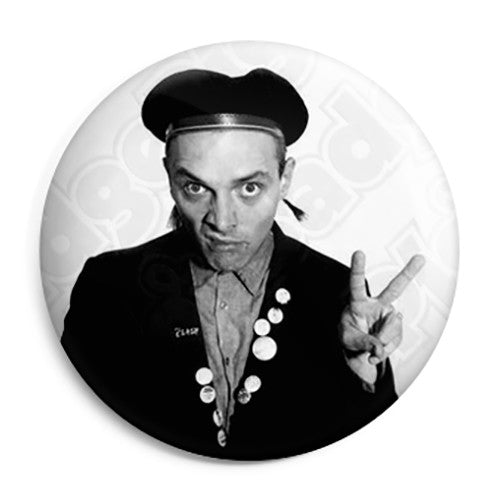 The Young Ones - Rick Photo - TV Comedy Button Badge