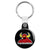 Toy Machine Skateboards - Monster - Skateboard Key Ring