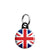 Union Jack British Flag - Mod Mini Keyring
