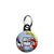 Best Man - Whaam Comic Art Theme Wedding Mini Keyring