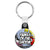 Family of the Groom - Whaam Comic Art Theme Wedding Key Ring