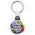 Friend of the Groom - Whaam Comic Art Theme Wedding Key Ring
