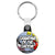 Grandma of the Groom - Whaam Comic Art Theme Wedding Key Ring