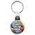 Guest of the Bride - Whaam Comic Art Theme Wedding Key Ring
