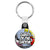 Guest of the Groom - Whaam Comic Art Theme Wedding Key Ring