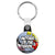 Mother of the Bride - Whaam Comic Art Theme Wedding Key Ring