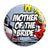 Mother of the Bride - Whaam Comic Art Theme Wedding Pin Button Badge