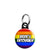 Brides Entourage - LGBT Gay Wedding Mini Keyring