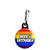 Brides Entourage - LGBT Gay Wedding Zipper Puller