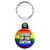 Father of the Groom - LGBT Gay Wedding Key Ring