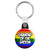 Grandad of the Groom - LGBT Gay Wedding Key Ring