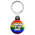 Grandma of the Bride - LGBT Gay Wedding Key Ring