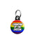 Grandma of the Groom - LGBT Gay Wedding Mini Keyring