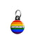 Groomsmate - LGBT Gay Wedding Button Mini Keyring