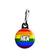 Hen - LGBT Gay Wedding Button Zipper Puller
