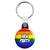 Hen Party - LGBT Gay Wedding Key Ring