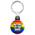 Mother of the Bride - LGBT Gay Wedding Key Ring