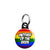 Mother of the Bride - LGBT Gay Wedding Mini Keyring