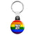 Page Boy - LGBT Gay Wedding Key Ring
