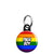Page Boy - LGBT Gay Wedding Mini Keyring