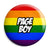 Page Boy - LGBT Gay Wedding Pin Button Badge