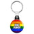 Ring Bearer - LGBT Gay Wedding Key Ring