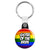 Sister of the Bride - LGBT Gay Wedding Key Ring