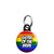 Sister of the Bride - LGBT Gay Wedding Mini Keyring