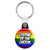 Stepdad of the Groom - LGBT Gay Wedding Key Ring