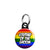 Stepdad of the Groom - LGBT Gay Wedding Mini Keyring