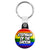 Stepmum of the Groom - LGBT Gay Wedding Key Ring