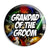 Grandad of the Groom - Star Wars Film Movie Theme Wedding Pin Button Badge