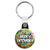 Brides Entourage - Tattoo Theme Wedding Key Ring