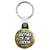 Brother of the Groom - Tattoo Theme Wedding Key Ring