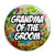 Grandma of the Groom - Tattoo Theme Wedding Pin Button Badge