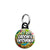 Grooms Entourage - Tattoo Theme Wedding Mini Keyring