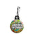 Grooms Entourage - Tattoo Theme Wedding Zipper Puller