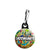 Groomsmate - Grooms Mate Tattoo Theme Wedding Zipper Puller