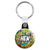 Hen - Tattoo Theme Wedding Key Ring
