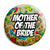 Mother of the Bride - Tattoo Theme Wedding Pin Button Badge