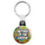 Mother of the Groom - Tattoo Theme Wedding Key Ring