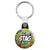 Stag - Tattoo Theme Wedding Key Ring
