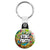 Stag Party - Tattoo Theme Wedding Key Ring