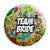 Team Bride - Tattoo Theme Wedding Pin Button Badge