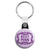 Best Man - Classic Marriage Key Ring