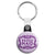 Bridesmaid - Classic Marriage Key Ring
